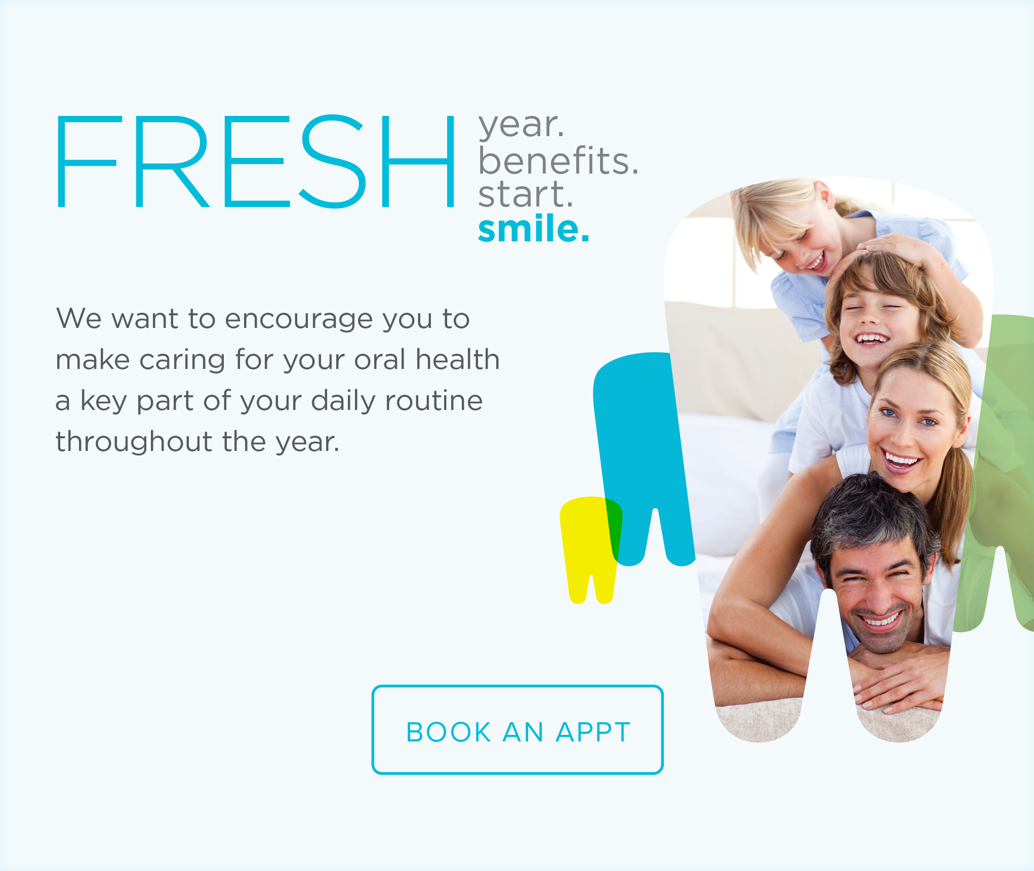 Mountain Dental Group - Make the Most of Your Benefits